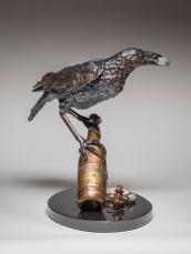 «Prospérité» Bronze H 45,7 cm